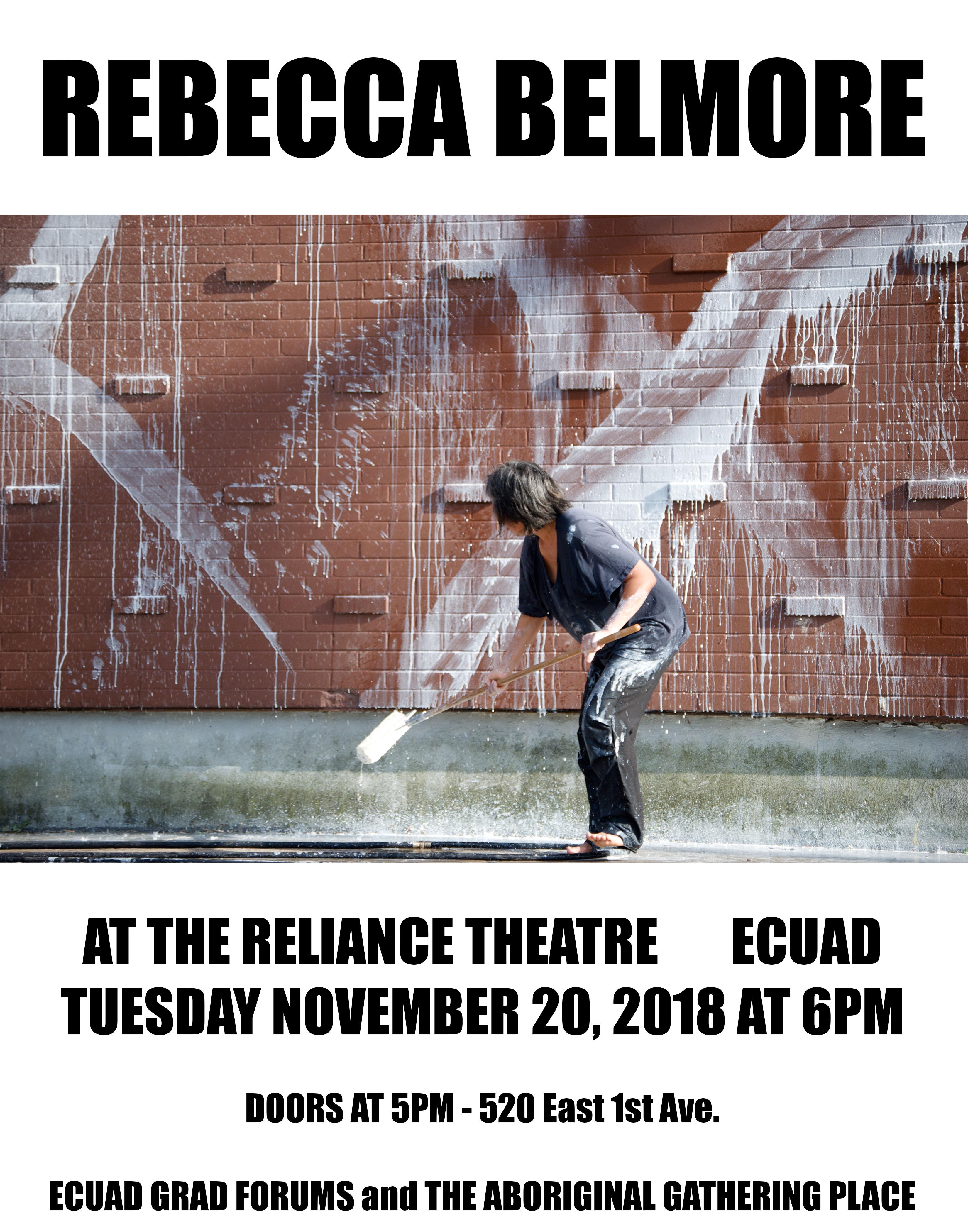 belmore poster